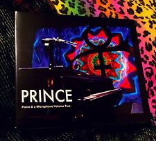 PRiNCE  Piano & a Microphone Volume TWO  DigiPack  2  CD  Set  MinT !