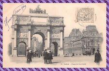 Carte Postale - Paris - Place du Carrousel