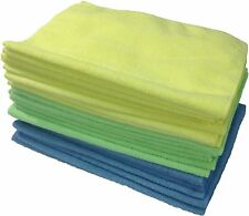 Zwipes Microfiber Cleaning Cloths, 24-Pack, Towel Rags Wash Scrub Polish