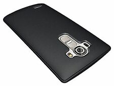 Thin Black Matte Frost Rigid Hard Plastic Back Case Cover Skin For LG G4