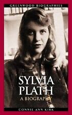 Sylvia Plath: A Biography (Greenwood Biographies)-ExLibrary