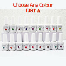 PICK ANY 5 Harmony Gelish UV Soak off Gel Colors Coat Kit 15ml 0.5 fl oz SET