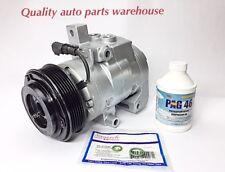 Reman. A/C Compressor for 2011-2013 Ford F150  5.0L  W/ 1 year Warranty