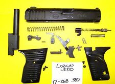 LORCIN L 380 BLACK SLIDE GRIPS TRIGGER SMALL PARTS ALL FOR ONE PRICE #17-268