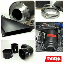 VW GOLF 5 R32 FORGE INDUCTION KIT FMIND5R32 (BLACK)