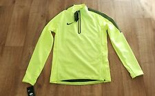 BNWT Mens Nike Aerolayer Repel Strike Drill Long Sleeve Football. UK Size Small.