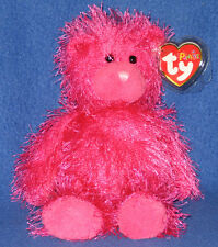 TY PUNKIES - SHOCKERS THE BEAR - MINT with MINT TAGS