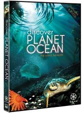 Discover Planet Ocean (DVD, 2010, 4-Disc Set) - NEW!!