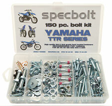 150pc YAMAHA TTR Bolt Kit 50 80 90 110 125 225 250 600 PLASTICS FENDERS SHROUDS
