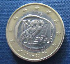 1 Euro-Münze Griechenland Prägejahr 2003 aus Umlauf Sammlerstück