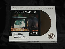 Roger Waters Amused To Death SEALED MASTERSOUND 24kt Gold CD SUPER RARE