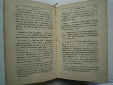 LES FLEURS DE LA LEGENDE DOREE DE CALAS CHEZ POUSSILEGUE 2 TOMES EN 1 VOL 1864