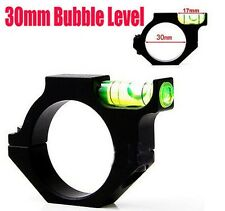 Hunting 30mm ring Bubble Level For Tube Scope Laser Sight Rifle Stock In