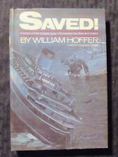 1979 SAVED by William Hoffer BCE Summit Books HC/DJ FN+/VG+