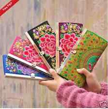 Wholesale10pcs Chinese Handmade Ethnic Retro Embroidere Clutch Purse&Wallet
