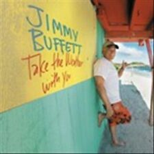 1 CENT CD Take The Weather With You - Jimmy Buffett