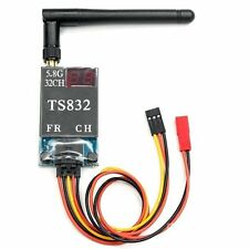 Pantalla LED de transmisor TS832 5.8GHz 32CH 4 FPV Boscam Eachine UK Post