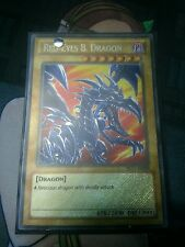 Custom Yugioh Orica: Red Eyes B. Dragon (Pro Series) + Bonus