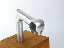 """Cinelli 1A Stem 85mm Original Vintage Bicycle 1"""" 26.4mm OLD LOGO Milano NOS"""
