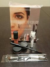 "bareMinerals Escentuals Bare Guide to Color ""Warm"" Box Makeup Kit Set"