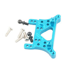 RC HSP 580021 Blue Aluminum  Front Shock Tower 2P 1:18 Buggy Truck Up Parts