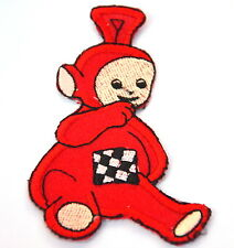 TELETUBBIES TELETUBBY PO Embroidered Iron Sew On Cloth Patch Badge  APPLIQUE