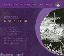 Purcell: King Arthur / Pinnock, Argenta, Gooding, Finley - CD