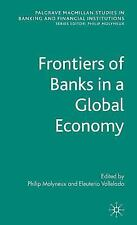 Palgrave Macmillan Studies in Banking and Financial Institutions: Frontiers...