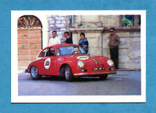 SUPER GRAND PRIX Euroflash '88 Figurina-Stickers n. 128 - PORSCHE CARRERA -New