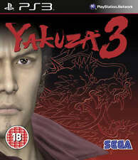 Yakuza 3 PS3 *in Excellent Condition*