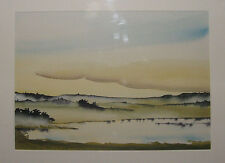 Susan Headley van Campen '78 WC of Maine River Noted Contemporary Artist