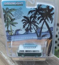2016 Greenlight 1972 VOLKSWAGEN TYPE 2 w/ Surfboards 1972 VW BUS ~~HOBBY ONLY~~