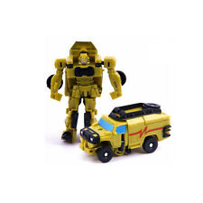 Transformers Jouets Alteration Man Mini Robot Figurines D'action Offroad Jeep