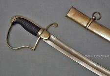 Antique American War of 1812 US Light Artillery Sabre  Sword