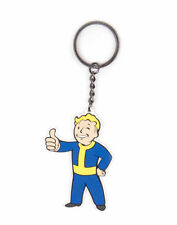 "FALLOUT 4 LLAVERO VAULT BOY APPROVES KEYCHAIN "" NUEVO/NEW "" MERCHANDISE ORIGINAL"