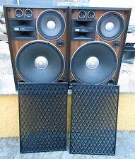 SANSUI SP-X9000 - HIGH END VINTAGE SPEAKER - 4 Way 6 Speaker System -