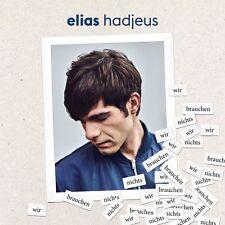 Elias hadjeus-abbiamo bisogno di niente. CD NUOVO