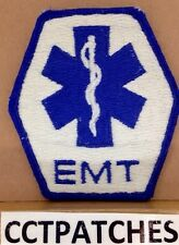 STAR OF LIFE EMERGENCY MEDICAL TECHNICIAN EMS EMT PATCH 2