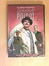 DVD SERIES / HERCULE POIROT N° 8 / SAISON 2 / EPISODE 9 + BONUS / NEUF CELLO
