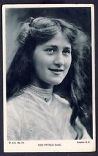 a415      Miss Phyllis Dare     Edwardian Stage Actress .  Wildt & Kray Postcard