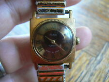 SALE    Vintage Slava 17 Jewels wind up watch with FREE SHIPPING in usa