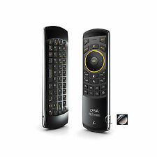 remote control Rii mini k25A mini wireless keyboard with IR for smart TV/PC/HTPC