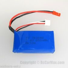 LiPo battery 7.4v 850mah for Walker Transmitter Devo 7E/6S/6/4/F7/F4 (#V912-21)