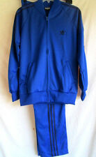 80's PARTY..RETRO..VTG..TRI-FOIL..ADIDAS..SPORT..RUNNING..SUIT..NEW..sz SMALL