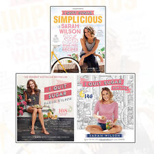 Sarah Wilson I Quit Sugar Collection Sugar Free Recipes 3 Book Set NEW Pre-order