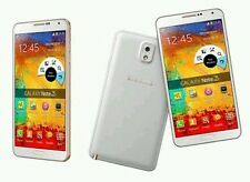 Samsung Galaxy Note 3 2.3Ghz Quadcore 4G 3GB RAM 32GB ROM 13MP CAM - White Gold!