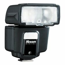 NEW Nissin i40 i-TTL ELECTRONIC Flash for FOUR THIRDS  OLYMPUS PANASONIC REBATE!