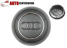 GENUINE AUDI TT RS4 RS6 R8 S5 S3 A8 ROUND AIRBAG NEW COVER