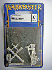 10mm Warmaster Dwarf Gyrocopter in Blister, Sealed, Mint, NIB