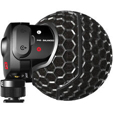 Rode Stereo VideoMic X On-Device Professional Stereo Microphone X SVMX IN BOX!